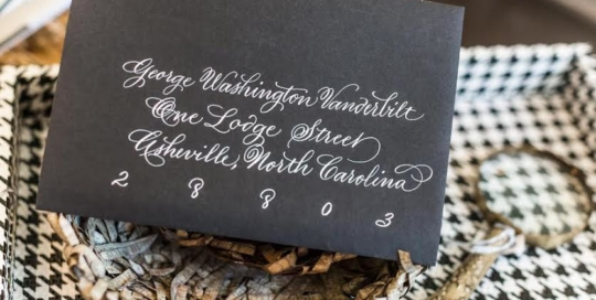 Calligrapher Jessica Yee provides custom pieces, commissions and education to Raleigh, North Carolina and other areas of the Triangle.